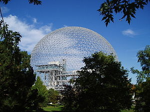 The former Expo 67 United States of America Pa...